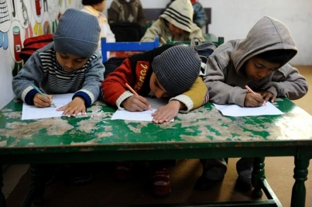 Pakistan'da ''yetim olmak'' 17
