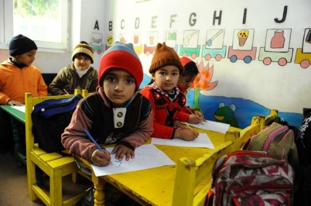 Pakistan'da ''yetim olmak'' 21