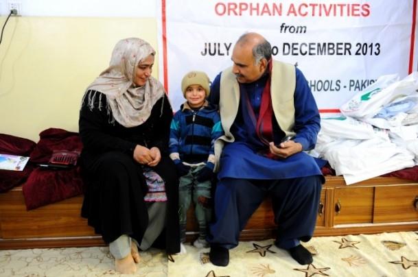 Pakistan'da ''yetim olmak'' 6