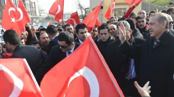 Başbakan Erdoğan İstanbul'da 6