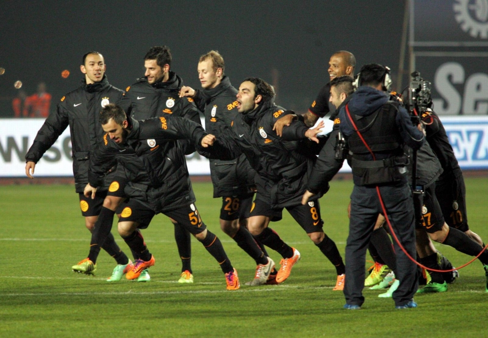 Turkish Airlines Antalya Cup Galatasaray'ın 14