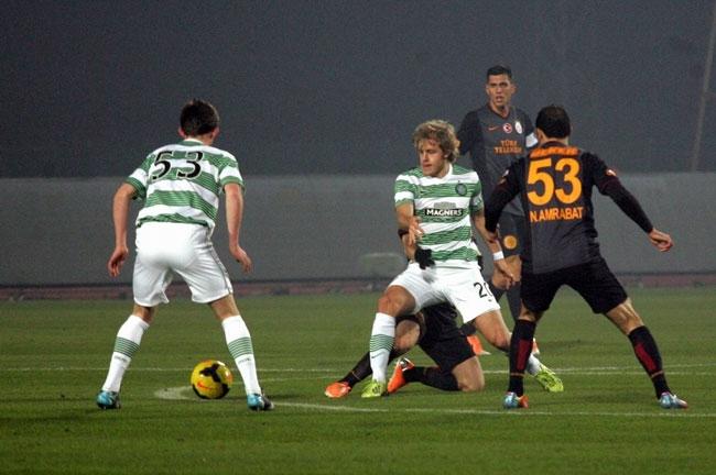 Turkish Airlines Antalya Cup Galatasaray'ın 9