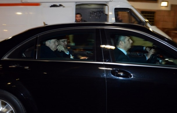 Cumhurbaşkanı Gül liderlerle görüştü 15