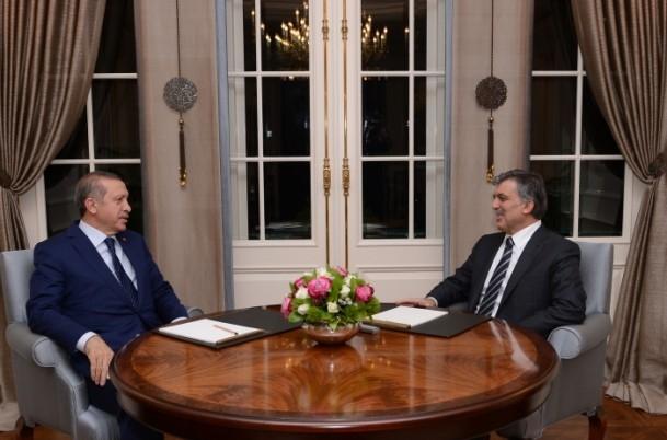 Cumhurbaşkanı Gül liderlerle görüştü 3