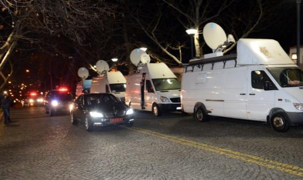 Cumhurbaşkanı Gül liderlerle görüştü 7