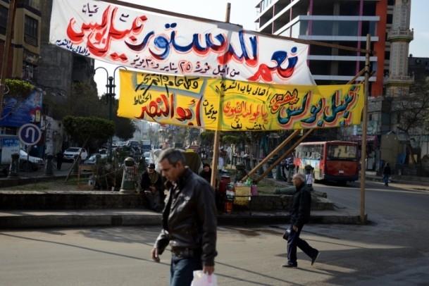 Mısır'da anayasa referandumuna doğru 5