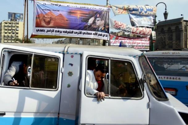 Mısır'da anayasa referandumuna doğru 6