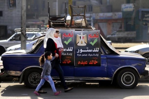 Mısır'da anayasa referandumuna doğru 7