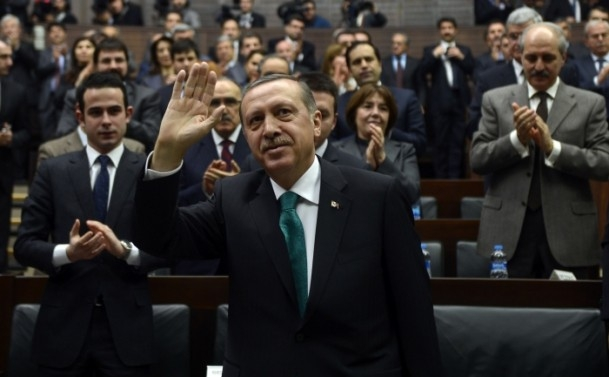 Başabakan Erdoğan partisinin grup toplantısında konuştu 2