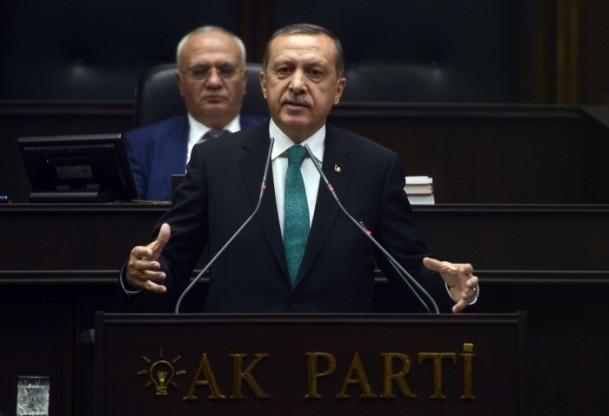 Başabakan Erdoğan partisinin grup toplantısında konuştu 3