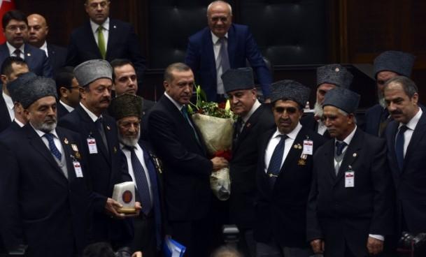 Başabakan Erdoğan partisinin grup toplantısında konuştu 4
