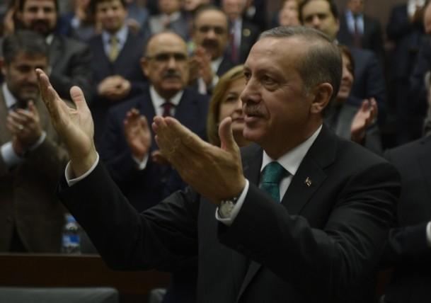 Başabakan Erdoğan partisinin grup toplantısında konuştu 6