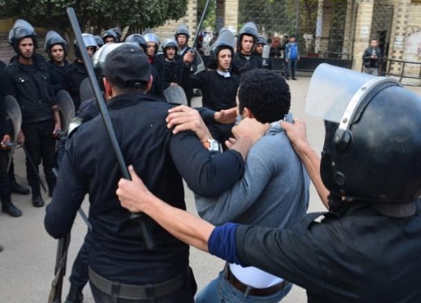 Mısır'da anayasa referandumunu boykot gösterileri 12