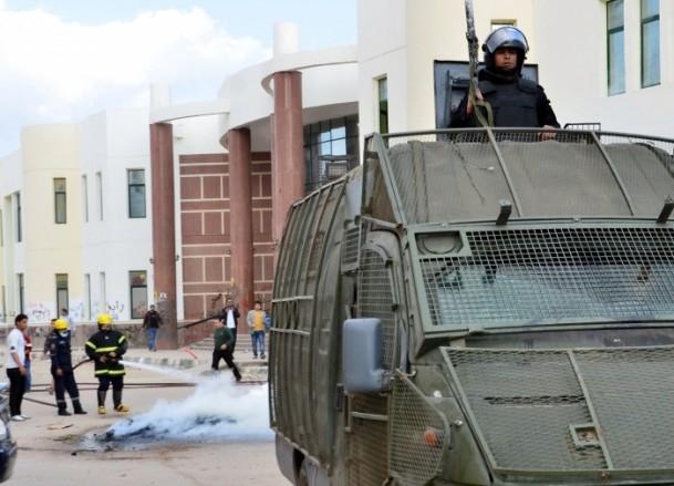 Mısır'da anayasa referandumunu boykot gösterileri 3