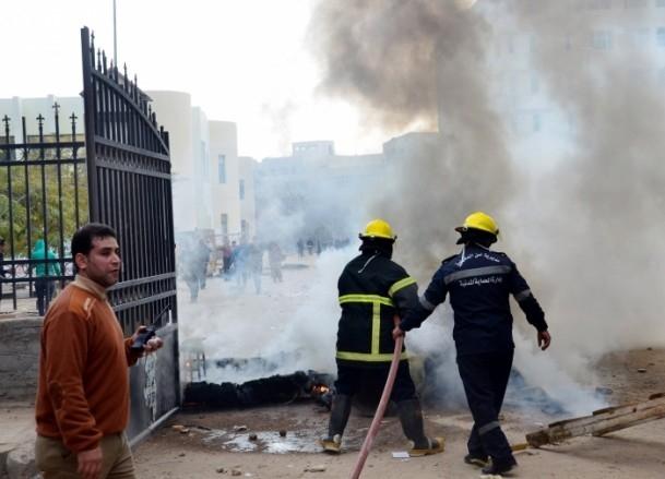 Mısır'da anayasa referandumunu boykot gösterileri 4