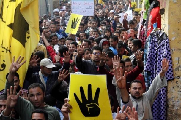 Mısır'da anayasa referandumunu boykot gösterileri 5