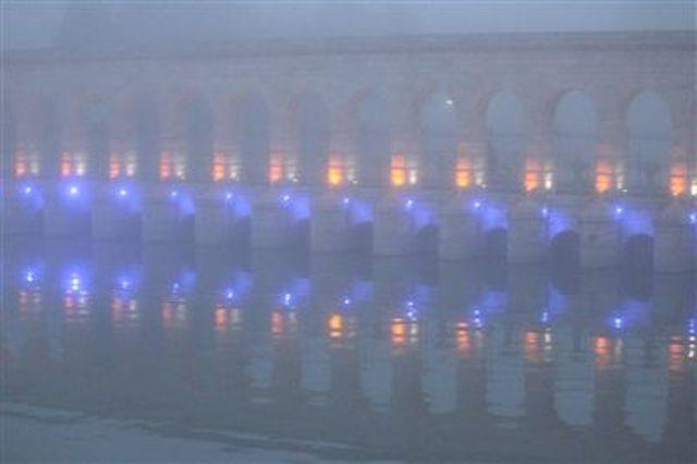 Beyşehirli balıkçıları şimdi de sisli hava vurdu 1