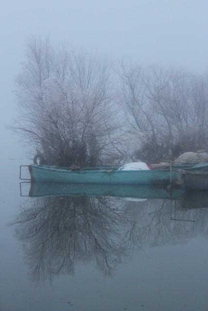 Beyşehirli balıkçıları şimdi de sisli hava vurdu 3