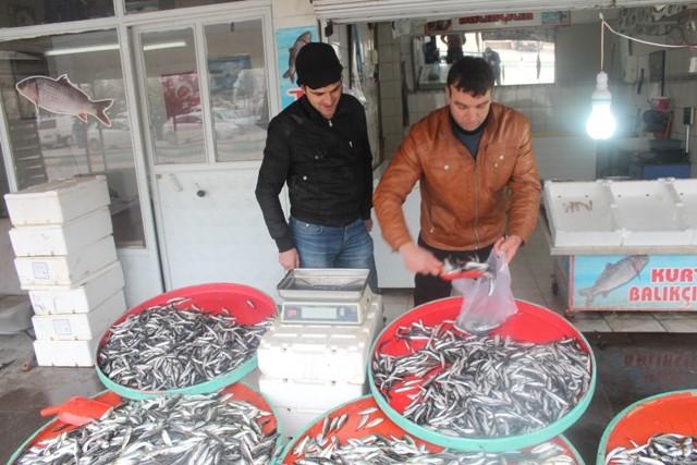 Beyşehirli balıkçıları şimdi de sisli hava vurdu 6