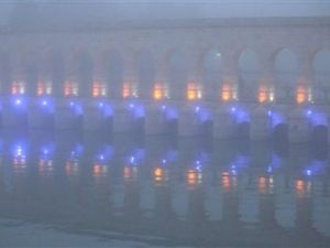Beyşehirli balıkçıları şimdi de sisli hava vurdu