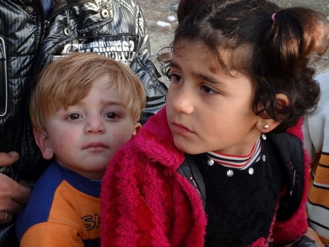 Suriye'nin patatesle mutlu olabilen yetimleri 5