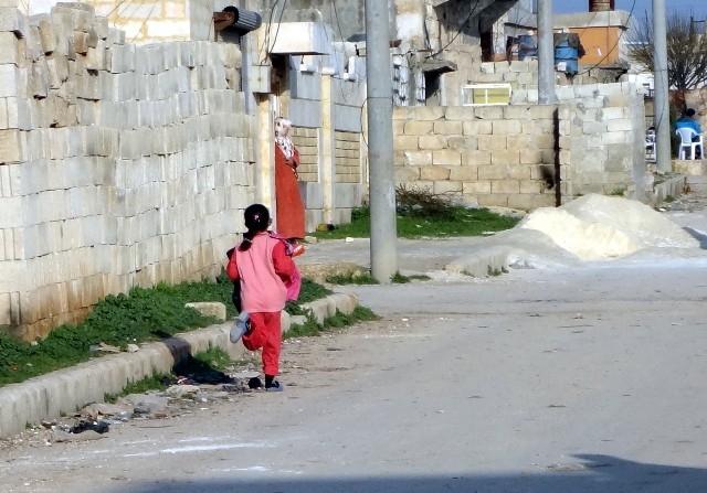 Suriye'nin patatesle mutlu olabilen yetimleri 6