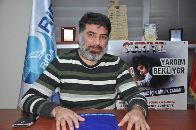 Suriye'nin patatesle mutlu olabilen yetimleri 9