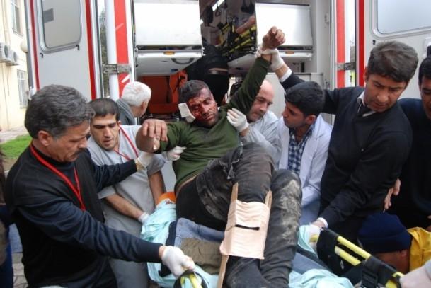 Cerablus'ta bomba yüklü araçta patlama 2