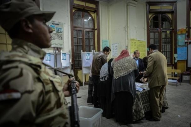 Mısır'daki anayasa referandumu sona erdi 4