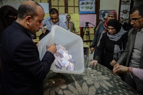 Mısır'daki anayasa referandumu sona erdi 5