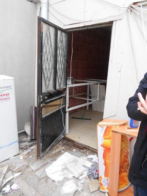 Konya'da marketten hırsızlık 5