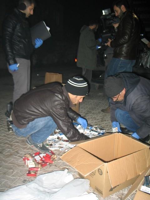 Konya'da marketten hırsızlık 6