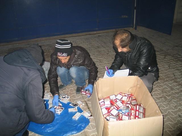 Konya'da marketten hırsızlık 7