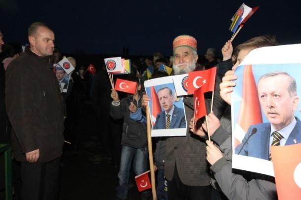 Başbakan Yardımcısı İşler Bosna Hersek'te 10
