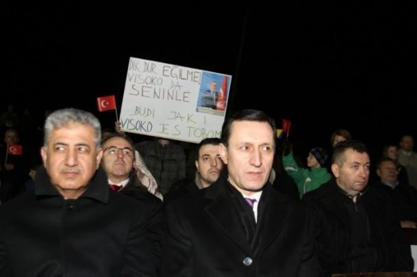 Başbakan Yardımcısı İşler Bosna Hersek'te 11