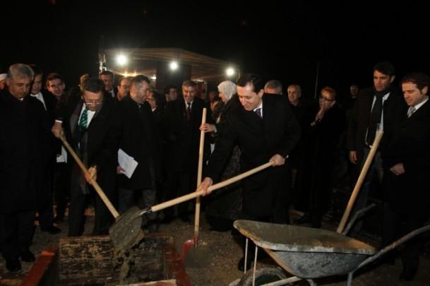 Başbakan Yardımcısı İşler Bosna Hersek'te 12