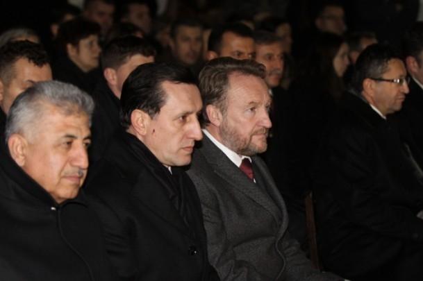 Başbakan Yardımcısı İşler Bosna Hersek'te 13