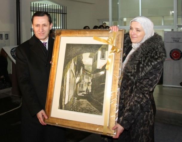 Başbakan Yardımcısı İşler Bosna Hersek'te 14
