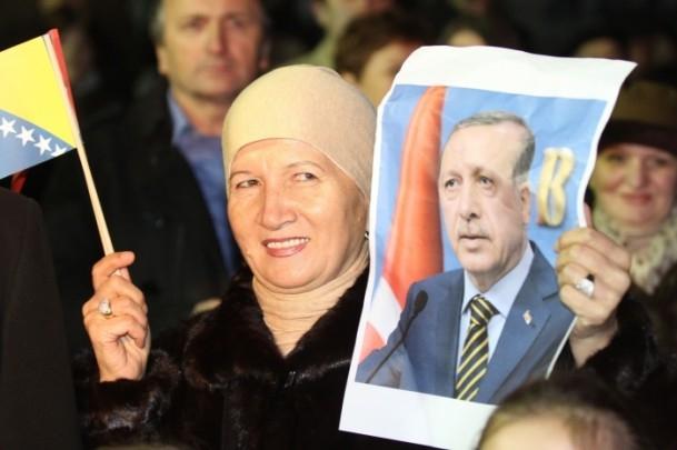 Başbakan Yardımcısı İşler Bosna Hersek'te 15