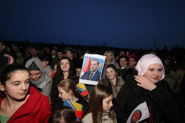 Başbakan Yardımcısı İşler Bosna Hersek'te 3