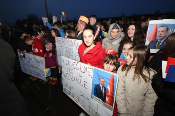 Başbakan Yardımcısı İşler Bosna Hersek'te 4