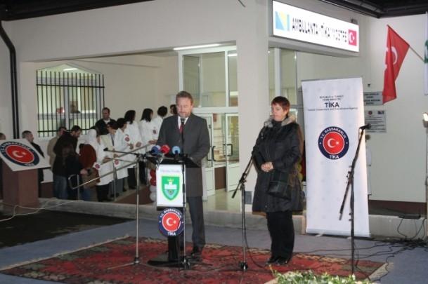 Başbakan Yardımcısı İşler Bosna Hersek'te 6