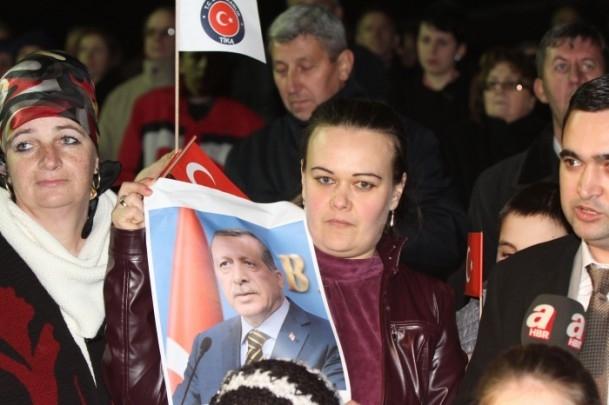 Başbakan Yardımcısı İşler Bosna Hersek'te 8