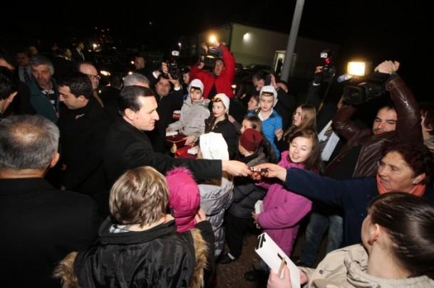 Başbakan Yardımcısı İşler Bosna Hersek'te 9