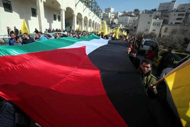 Yermuk Kampı'ndaki insani dram protesto edildi 11
