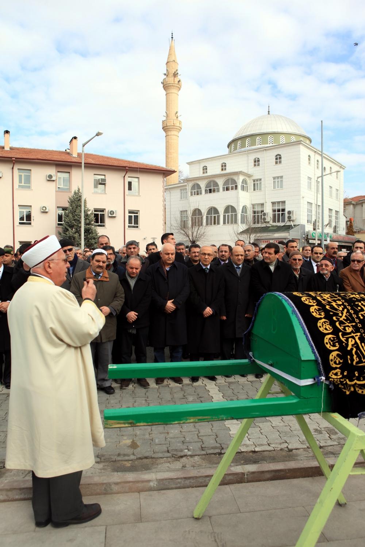 Konya Milletvekili Kabakcı'nın babasının cenaze töreni 3
