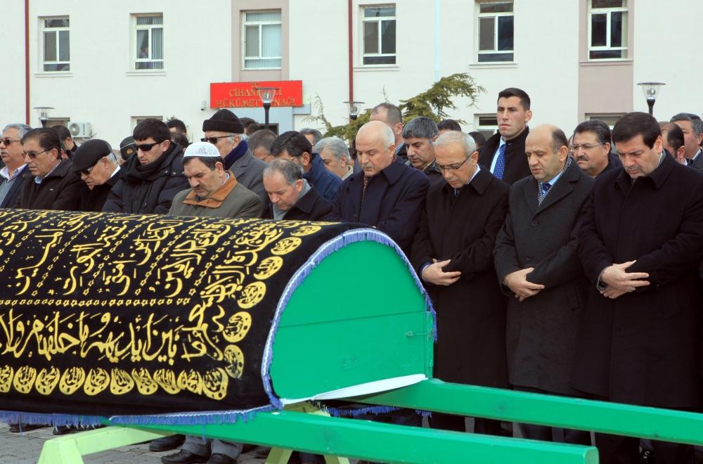 Konya Milletvekili Kabakcı'nın babasının cenaze töreni 7
