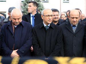 Konya Milletvekili Kabakcı'nın babasının cenaze töreni