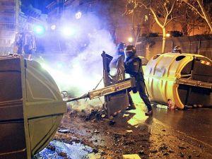 İspanya'da Burgos'a destek gösterileri
