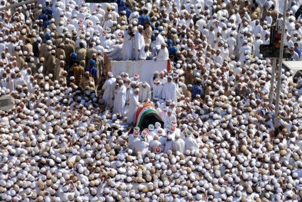 Hindistan'da cenaze izdihamı: 18 ölü 5